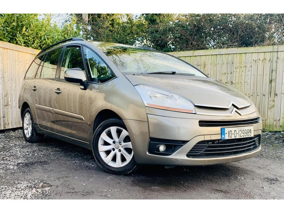 Used Citroen C4 Picasso 2010 in Meath