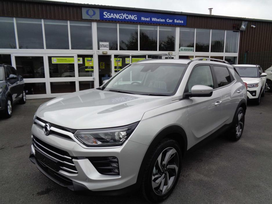 Used SsangYong Korando 2021 in Laois