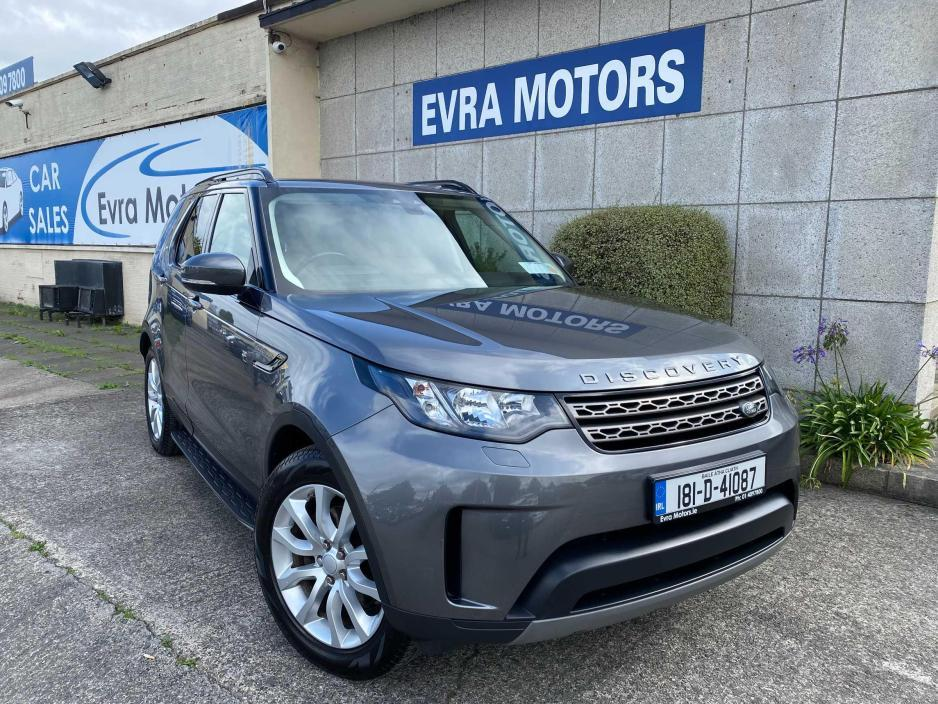 Used Land Rover Discovery 2018 in Dublin