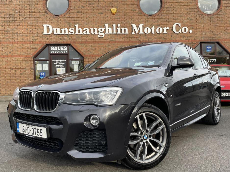 Used BMW X4 2016 in Meath