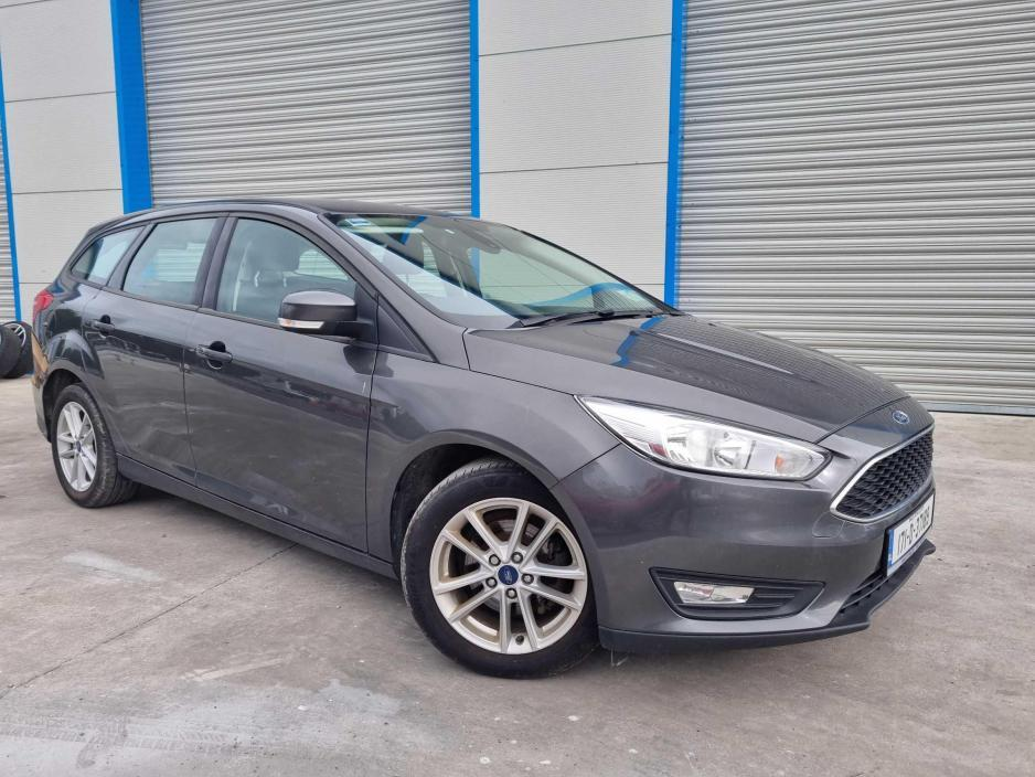 Used Ford Focus 2017 in Kerry