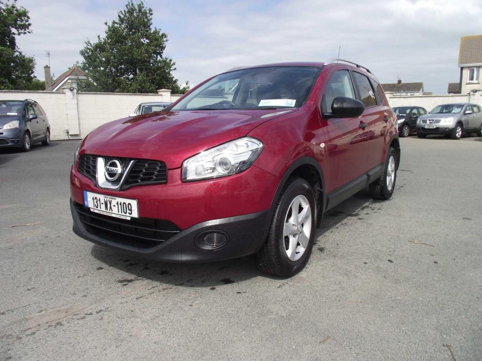 Used Nissan Qashqai+2 2013 in Wicklow