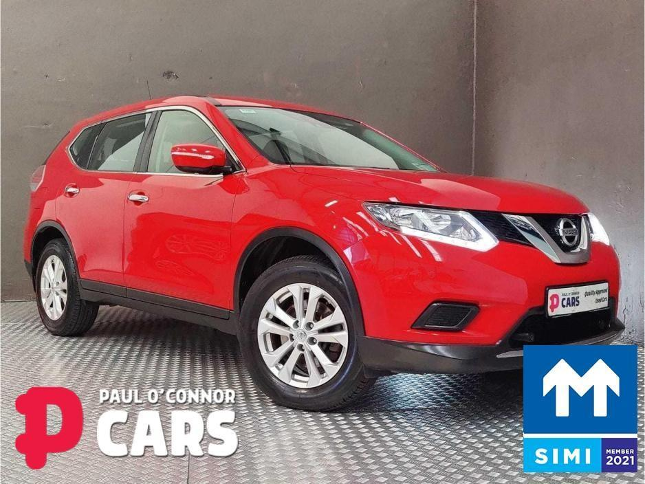 Used Nissan X-Trail 2016 in Waterford