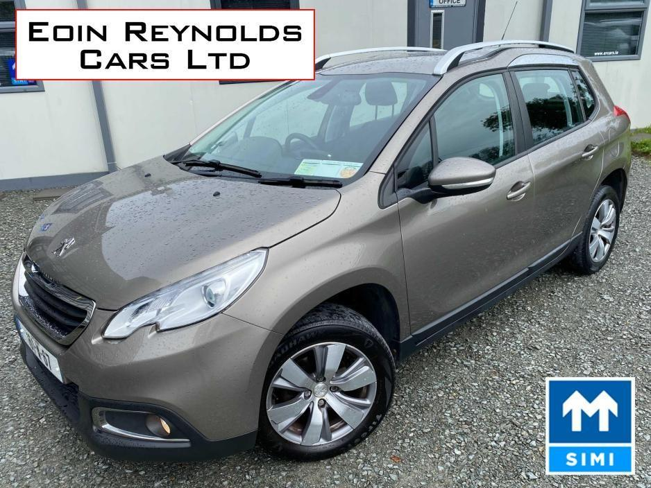 Used Peugeot 2008 2016 in Wexford