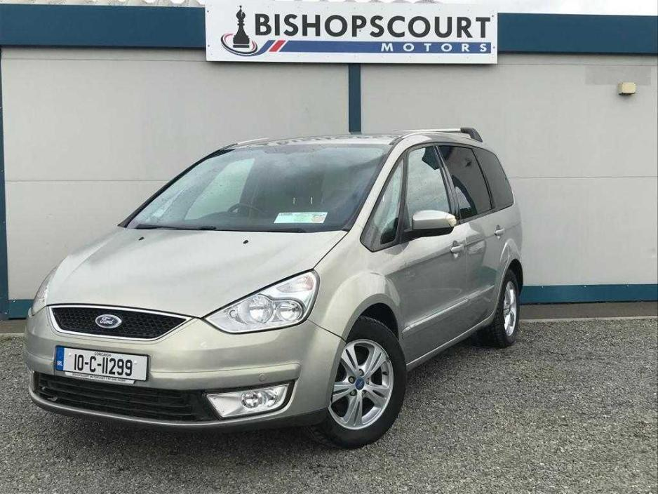 Used Ford Galaxy 2010 in Kildare