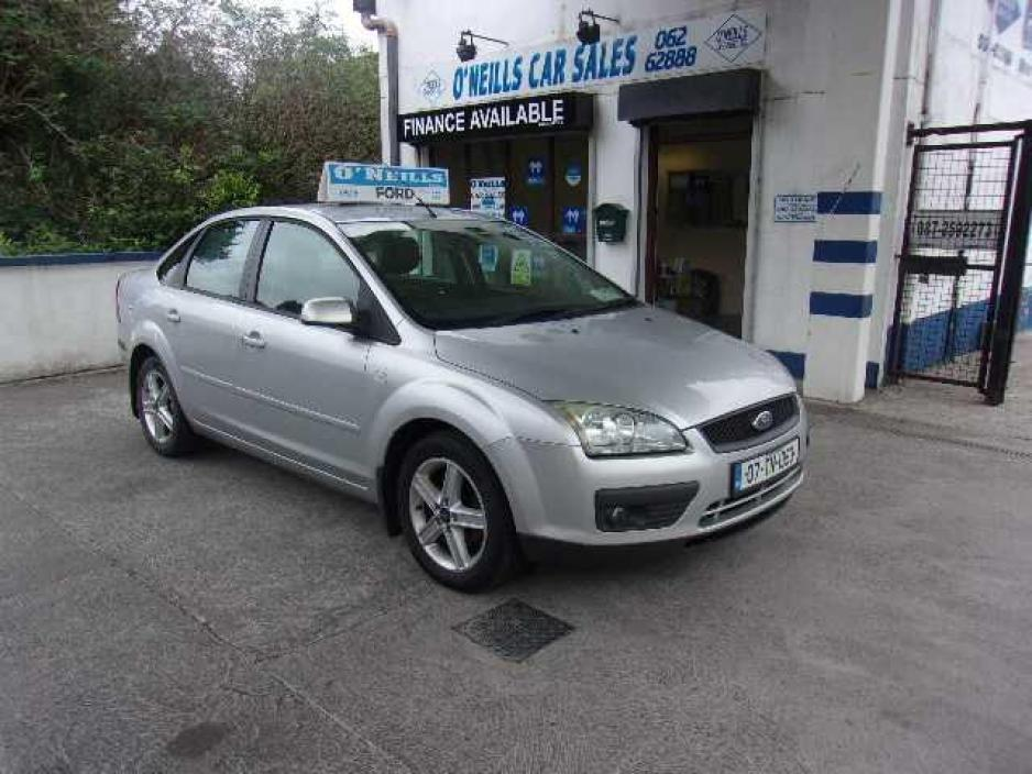 Used Ford Focus 2007 in Tipperary