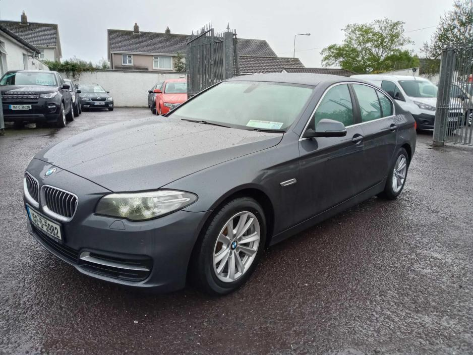 Used BMW 5 Series 2015 in Cork