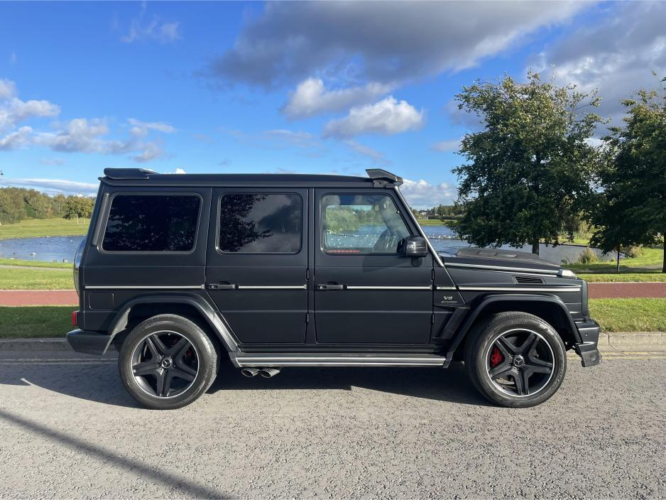 Used Mercedes-Benz G-Class 2015 in Dublin