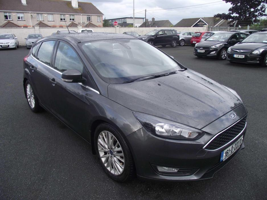 Used Ford Focus 2016 in Wicklow