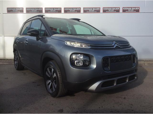 2018 181 citroen c3 aircross price 25 795 1 6 diesel for sale in westmeath on. Black Bedroom Furniture Sets. Home Design Ideas