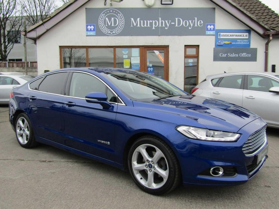 Used Ford Mondeo 2018 in Dublin