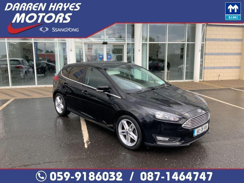 Used Ford Focus 2018 in Carlow