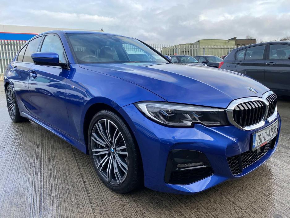 Used BMW 3 Series 2019 in Dublin