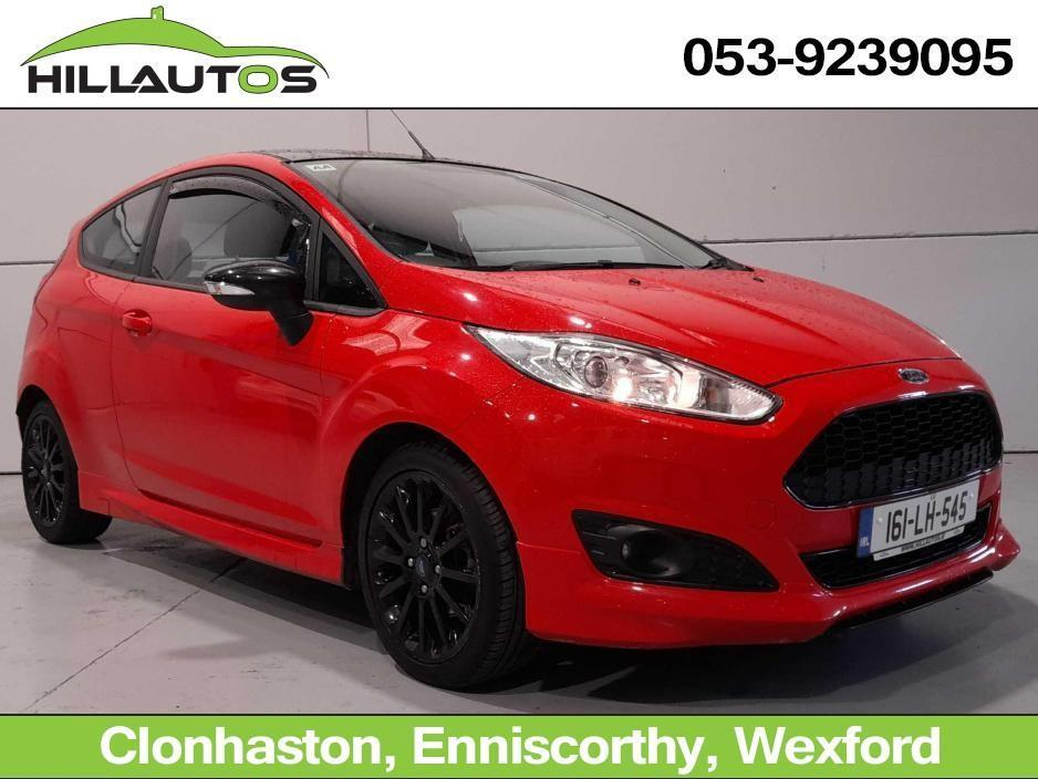 Used Ford Fiesta 2016 in Wexford