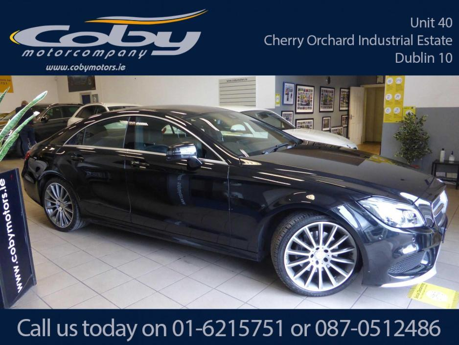 Used Mercedes-Benz CLS-Class 2015 in Dublin