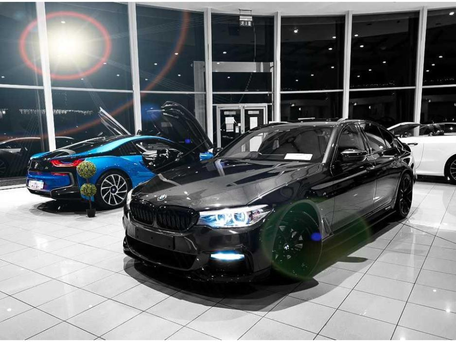Used BMW 5 Series 2017 in Monaghan