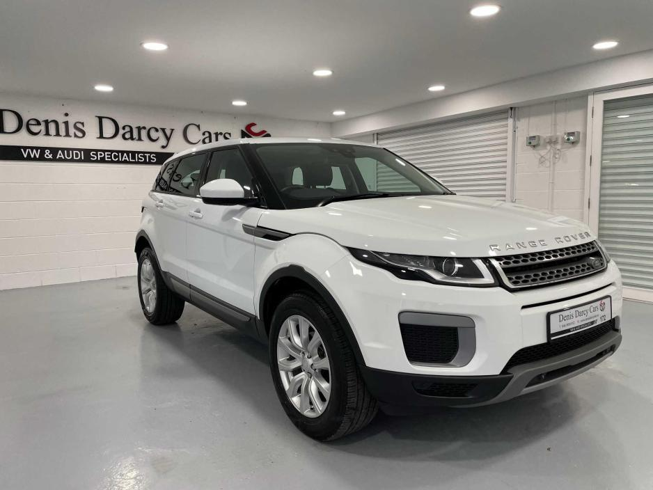 Used Land Rover Range Rover Evoque 2017 in Meath
