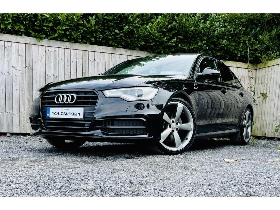 Used Audi A6 2014 in Meath