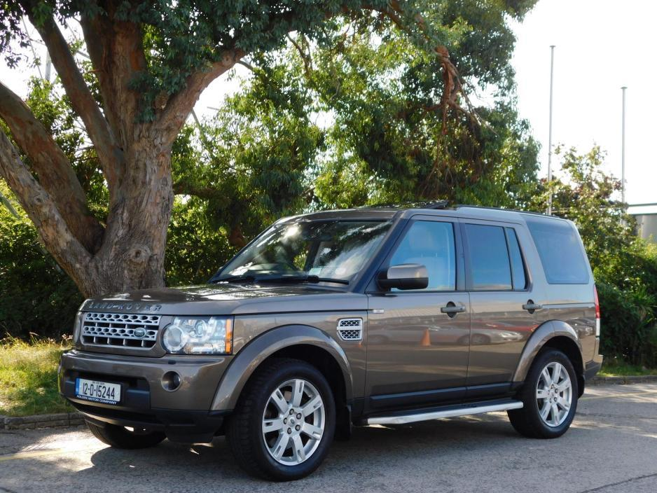 Used Land Rover Discovery 2012 in Dublin