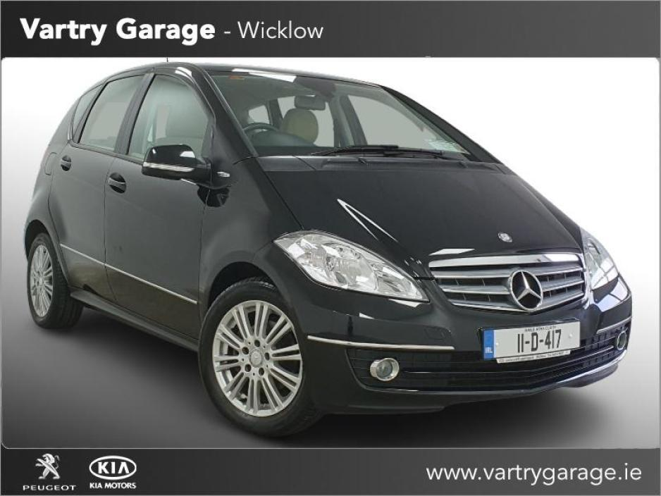 Used Mercedes-Benz A-Class 2011 in Wicklow