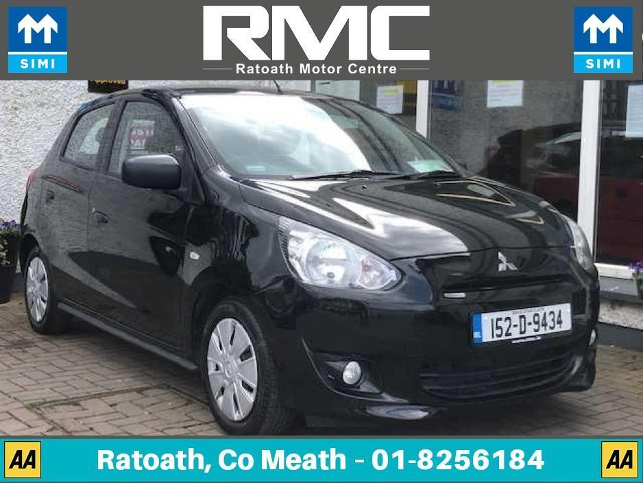 Used Mitsubishi Space Star 2015 in Meath