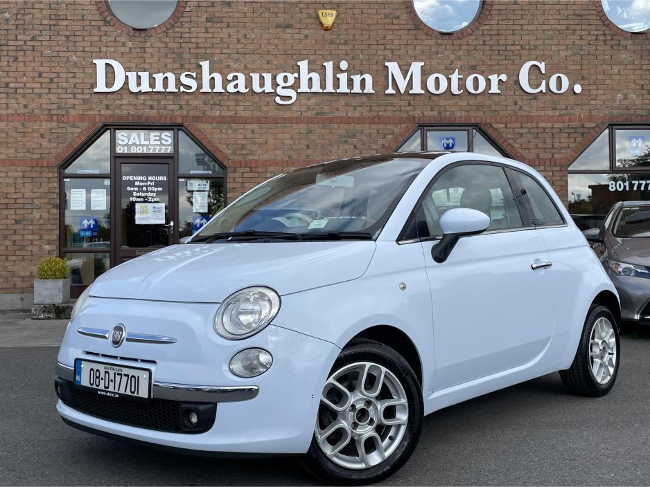 Used Fiat 500 2008 in Meath