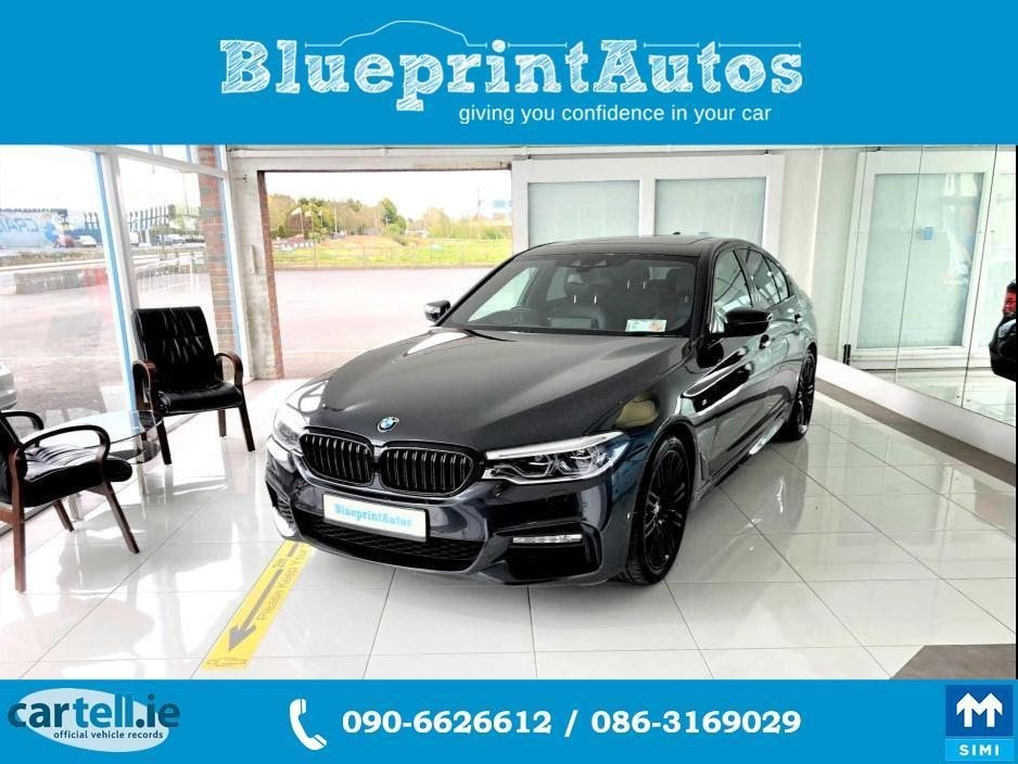 Used BMW 5 Series 2018 in Roscommon