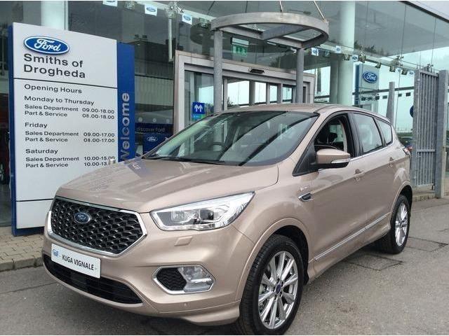 2018 182 ford kuga kuga vignale 2 0tdci 150ps price 35 950 2 0 diesel for sale in louth on. Black Bedroom Furniture Sets. Home Design Ideas