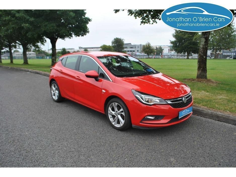 Used Opel Astra 2017 in Cork