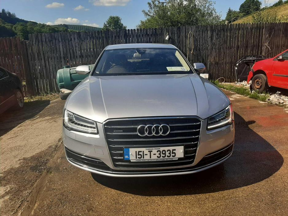 Used Audi A8 2015 in Tipperary