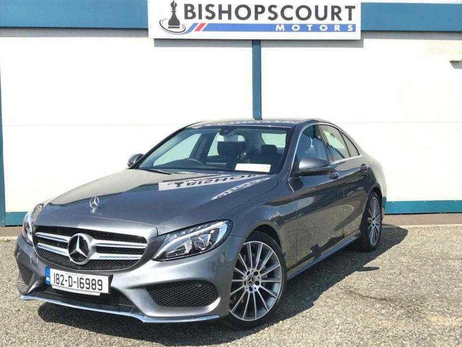 Used Mercedes-Benz C-Class 2018 in Kildare