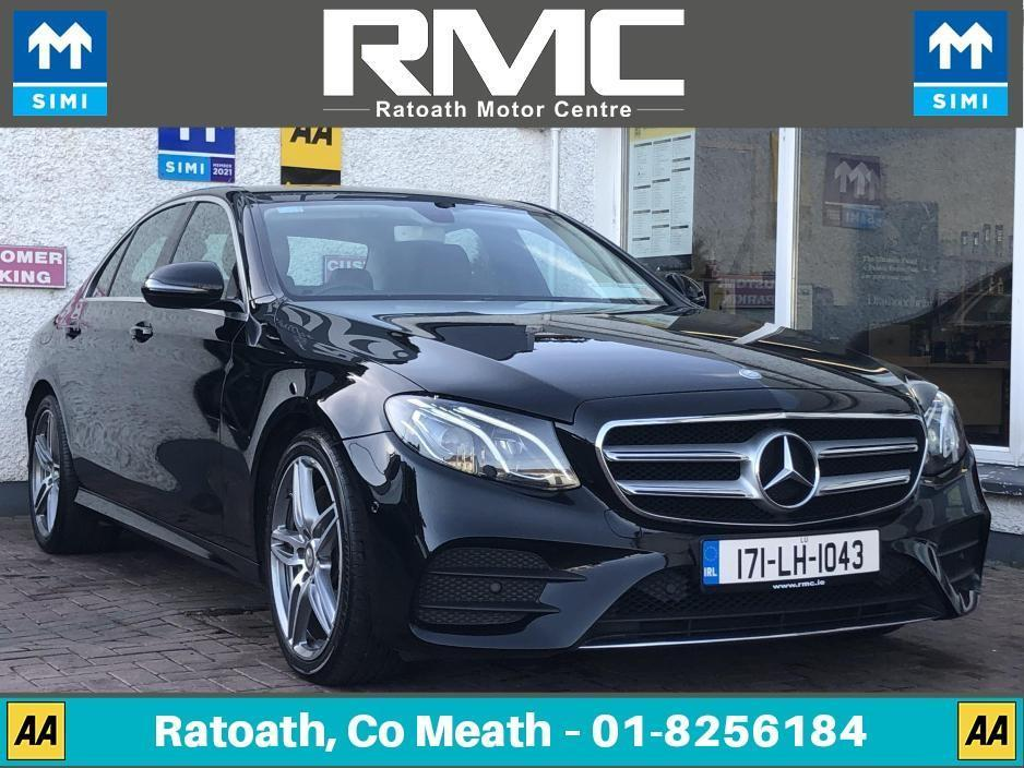 Used Mercedes-Benz E-Class 2017 in Meath