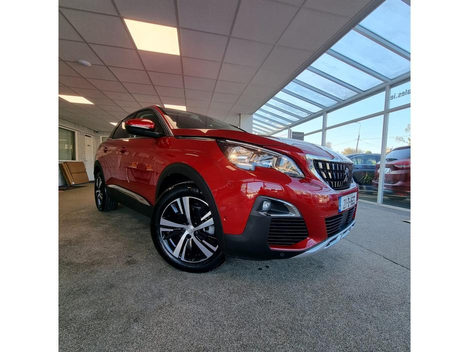 Used Peugeot 3008 2021 in Tipperary