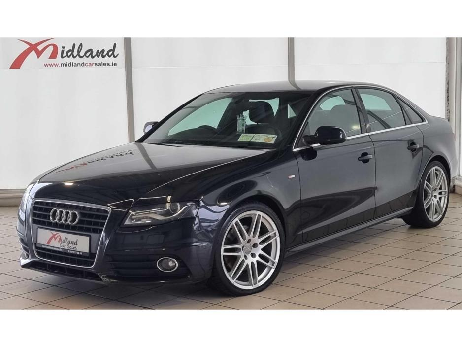 Used Audi A4 2011 in Westmeath