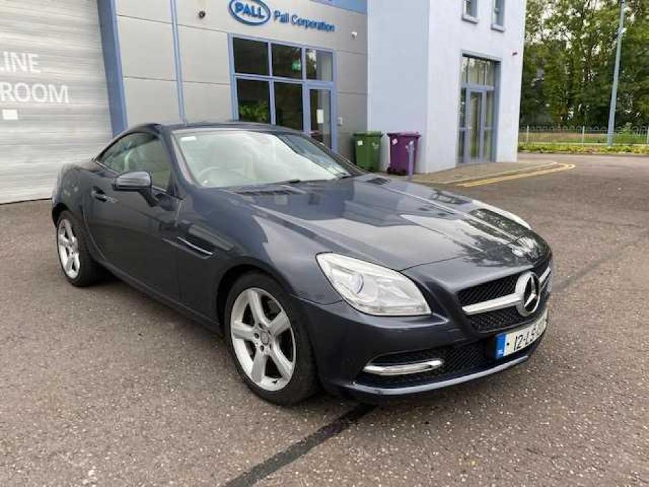Used Mercedes-Benz SLK-Class 2012 in Cork